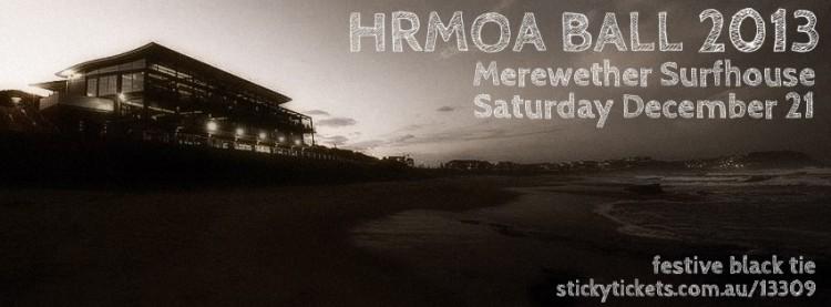 HRMOA Ball 2013